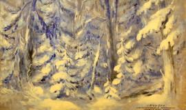 Петр Вильямс — Зимниий лес
