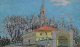 Илья Кац — Святогорский монастырь