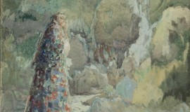 Людмила в волшебном саду