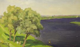 Абрам Моносзон — На реке