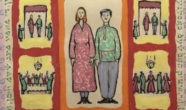 Антолий Каплан- Еврейская народная песня «Ой Исаак уже женился»