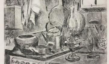 Выставка «Алексей Арцыбушев. Графика и живопись.»