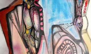 Произведения художников неофициального искусства 1960-1970-х годов из собрания Галереи «Веллум».