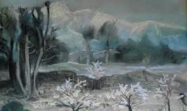 Ростислав Барто — Цветет миндаль