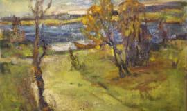 Абрам Моносзон — Осень