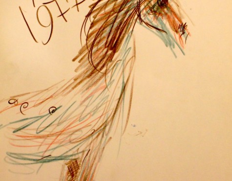 Зверев Анатолий. Конь.