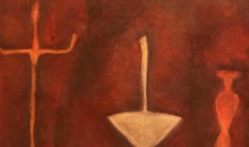Илья Табенкин в галерее «Веллум».