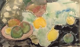 Софронова Антонина. Яблоки с лимоном.
