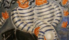 Матросы Кошка и Зайка спасают юнгу Чижика