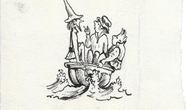 Три моряка в одном тазу