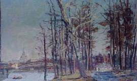 Илья Кац — У Нескучного сада