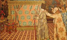 Иван Билибин — Автолитография