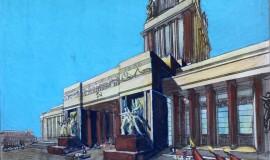 Конкурсный проект Дворца Советов