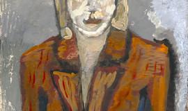 Владимир Яковлев. Портрет сестры