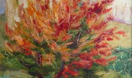 Григорий Пожидаев — Цветущий персик