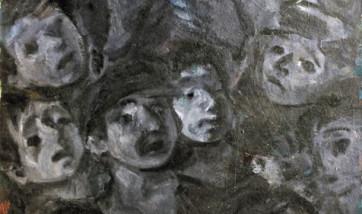 Немецкая оккупация. Меер Аксельрод и Абрам Моносзон
