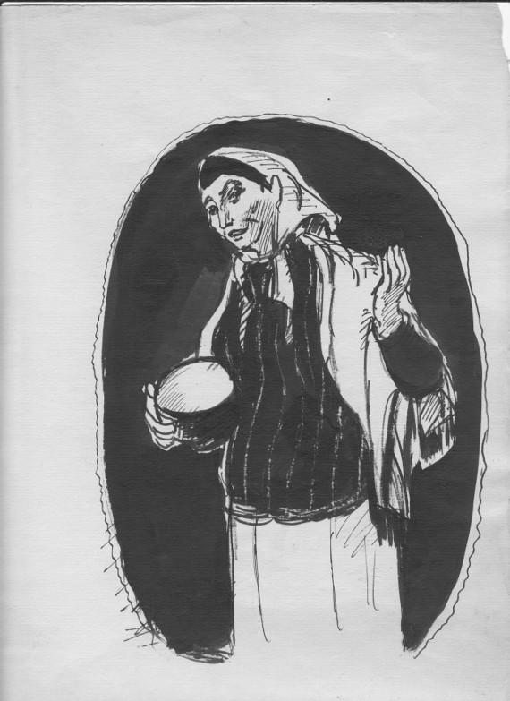 Книжная графика 1920–1930-х годов.