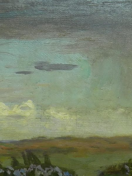 Жуковский Станислав. Облака.