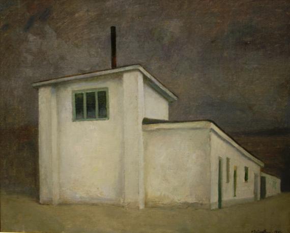 Иосиф Островский «Дом» 1981