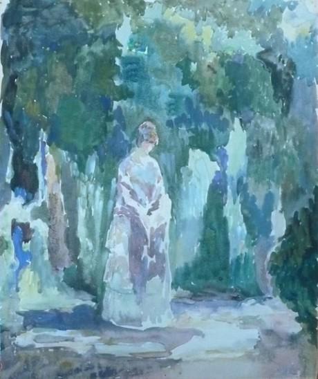 Александра Коновалова «После объяснения»
