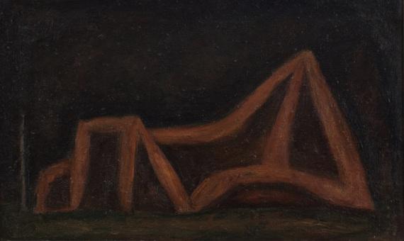 Илья Табенкин «Натюрморт» 1980-е