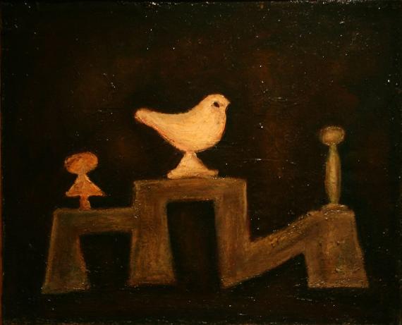 Илья Табенкин «Птица» 1985