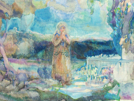 Александра Коновалова «Аленький цветочек»