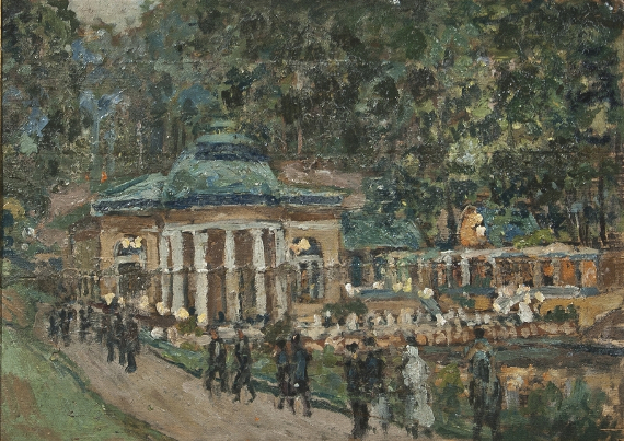Петр Петровичев «Царицыно» 1910-е