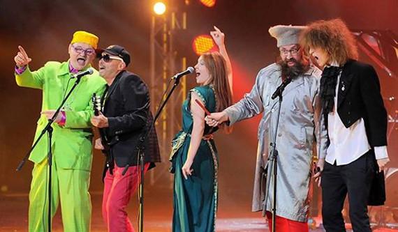 Приглашаем на концерт в рамках открытия выставки «Арефьевцы и Митьки».