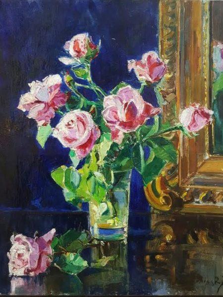 Лапшин Георгий. Розы