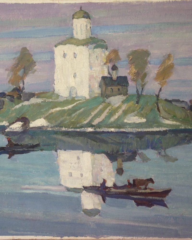 Мокров Николай. Старая Ладога.