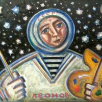 Шагин Дмитрий. Митек в космосе.