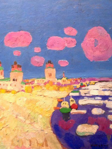 Кокурин Валерий. Пейзаж.