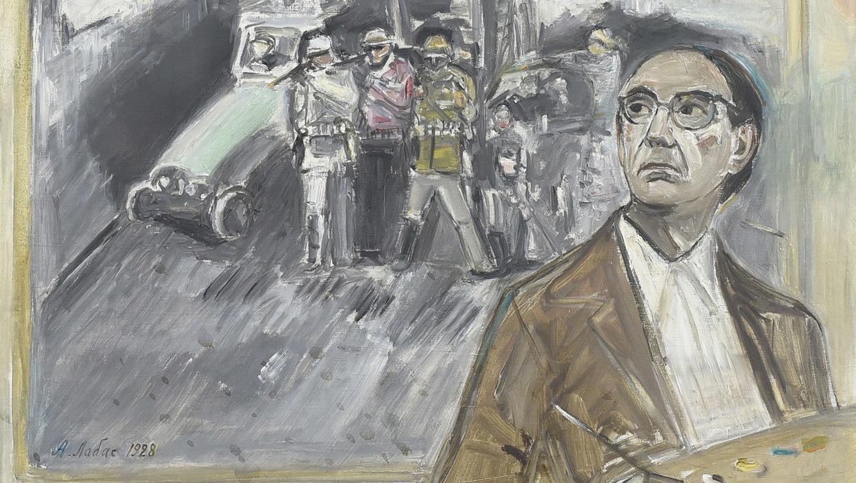 Биография и картины Александра Лабаса