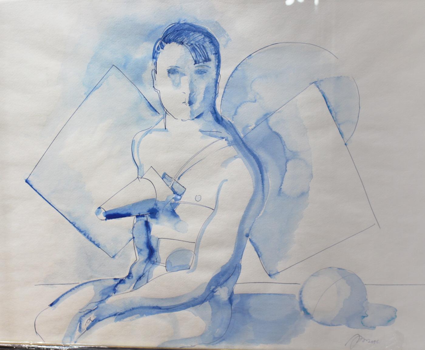 Биография и картины Рустама Хамдамова