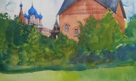 Николай Шестопалов — Углич. Дом царевича Дмитрия