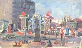 Илья Кац — Москве – 800 лет