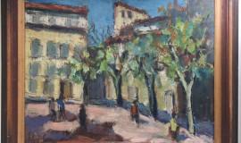 Георгий Лапшин — Городской пейзаж