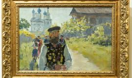 Иван Куликов — Сельская церковь