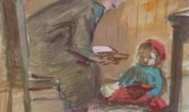 Меер Аксельрод — Чтение