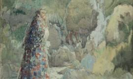 Александра Коновалова — Людмила в волшебном саду