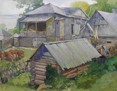 Шестопалов Николай. Васильсурск.