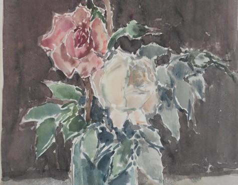 Софронова Антонина. Розы.