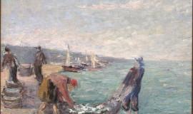 Илья Кац — Рыбаки на лимане