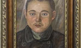 Ефим Честняков — Портрет мальчика
