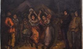 Ефим Честняков — Танец с бубнами