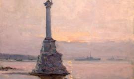 Илья Кац — На Севастопольском рейде