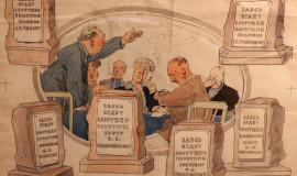 Аминадав Каневский — 1001-е заседание секции скульптуры