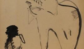 Георгий Нисский. Индийский слон
