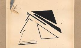 Галина Шубина — Композиция с треугольниками